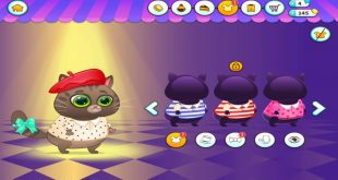 Bubbu-My-Virtual-Pet-Bubbuland-Update-New-Games-Cat-Phone-Store-Food-Clothes-8