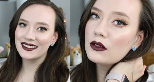 GRWM-Grunge-Glam-Trying-New-Products-Life-Update