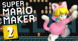 Super-Mario-Maker-Part-2-Cat-Peach-Crazyness